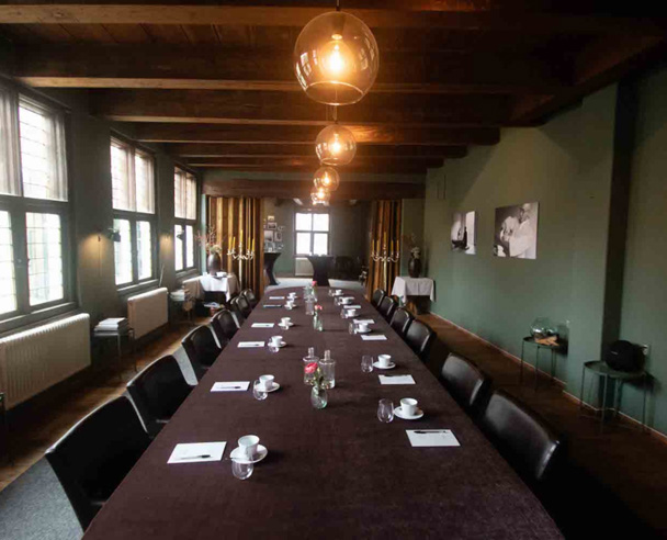 Private dining bij Olivijn