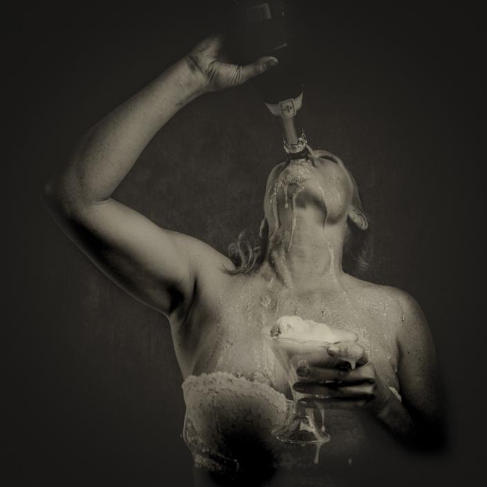 Champagne by Saskia de Wal